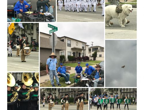 Torrance Military Parade 2018